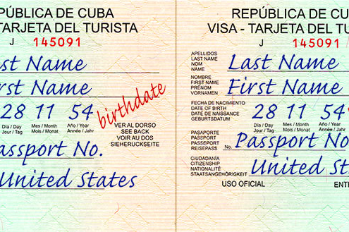 US slashes visa duration for Cubans in 'reciprocal' move