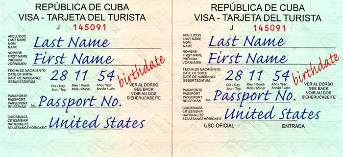 Estados Unidos elimina la visa de cinco años para los cubanos