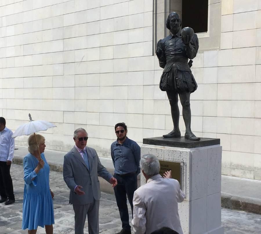 Prince Charles à Cuba: berlines et énergie solaire au menu mardi