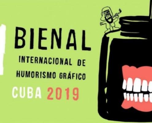 Cuba Hosts 21st International Graphic Humor Biennial