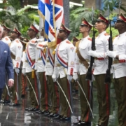 Prince Charles meets Cuban president in Havana