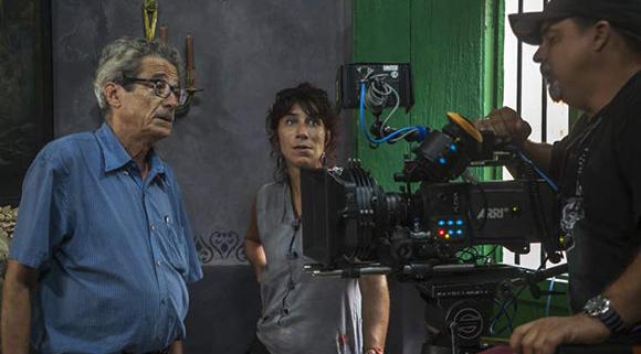 Película cubano-suiza llega a principales cines de La Habana