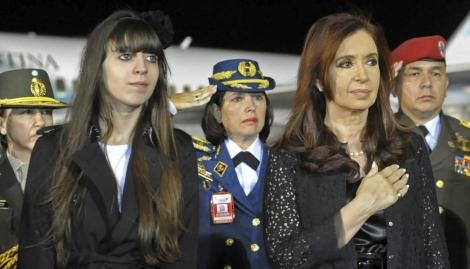 Cristina Kirchner visita a Florencia en Cuba bajo un estricto operativo de seguridad