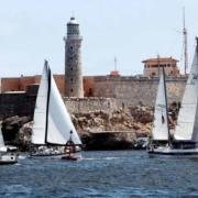 Atlantic Union II arriba a La Habana para regata de la Concha