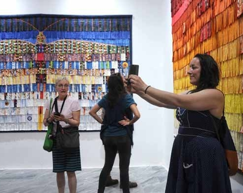 Internationally 'Havana Biennal' art festival kicks off Friday