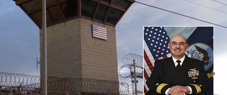 U.S. commander overseeing Guantanamo Bay fired