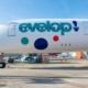 El nuevo Airbus A350-900 viajará a Cuba en mayo
