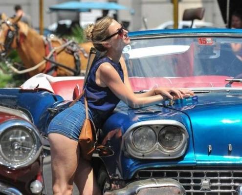 Crecen un 5,15 % las visitas turísticas a Cuba hasta abril