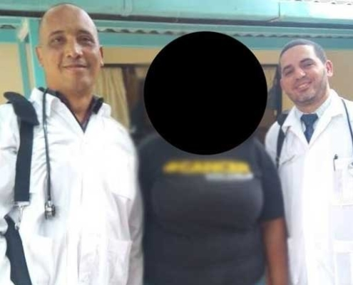 Driver to abducted Cuban doctors detained for 15 days