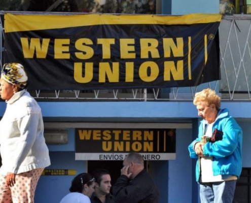 Western Union could suspend transfers to Cuba from outside the U.S.