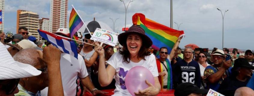 Cuba suspende la conga anual contra la homofobia que organiza Mariela Castro
