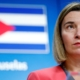 Mogherini slams US 'full activation' of Cuba embargo law, vows counter steps