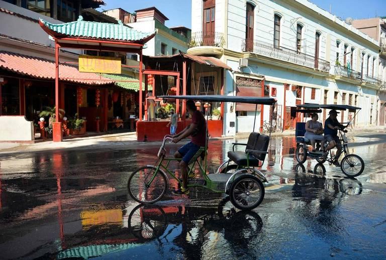 Barrio chino de La Habana renace con sangre oriental y alma caribeña
