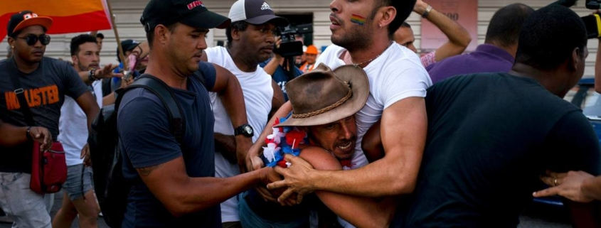 """Mariela Castro ve la marcha LGTBI en La Habana como un """"show"""" convocado desde Miami"""
