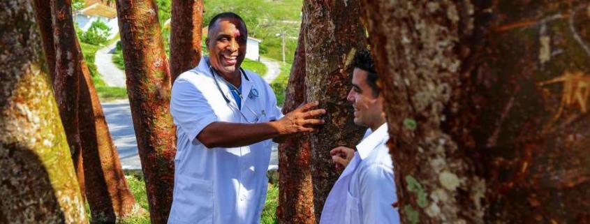 Alternative medicine blooms in Cuba