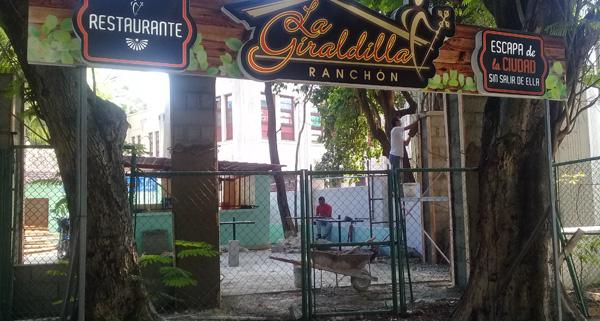 """Por 500 años de La Habana, inauguraron el Ranchón """"La Giraldilla"""""""