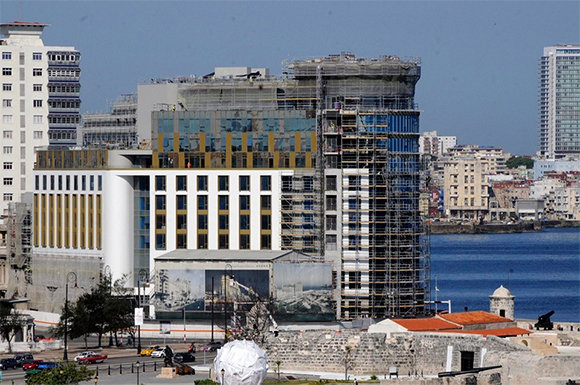 HOTEL PASEO DEL PRADO, NEW DISTINCTIVE SILHOUETTE FOR HAVANA