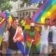 Enfrentamientos entre la Policía y colectivo LGTBI en marcha ilegal en La Habana
