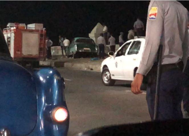 Tres victimas fatales en accidente masivo en La Habana