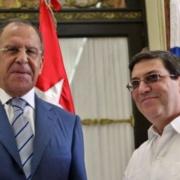 RUSIA REAFIRMA SU APOYO A CUBA Y LO VUELVE A CALIFICAR COMO SU ALIADO ESTRATÉGICO