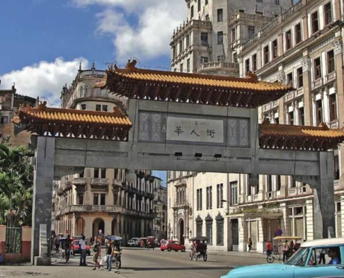 Havana's Chinatown dreaming of a new lease on life