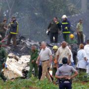 Cuba atribuye a errores humanos el grave accidente aéreo de mayo de 2018