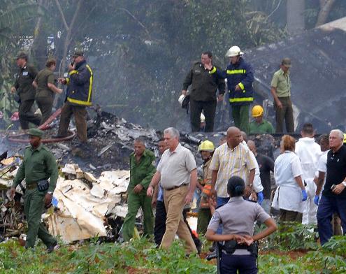 Accident d'avion en mai 2018 à Cuba: l'enquête pointe une erreur humaine