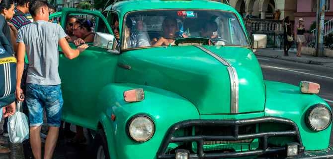 License for private taxi drivers in Cuba changes, experiment comes to an end