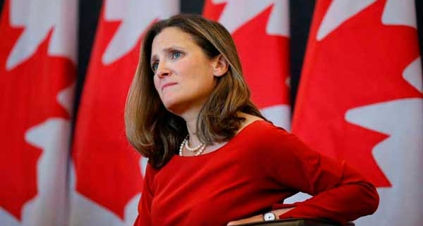 Canadas Minister of Foreign Affairs to visit Cuba