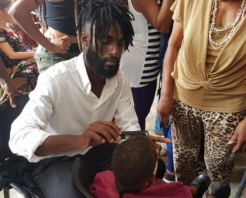 Barbers Street, una herramienta de cambio para comunidades desfavorecidas