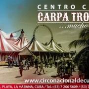 Anuncia CIRCUBA galas de verano por el aniversario 500 de La Habana