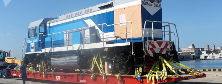 Rusia ayuda a Cuba a crear una red ferroviaria sin equivalente en Latinoamérica