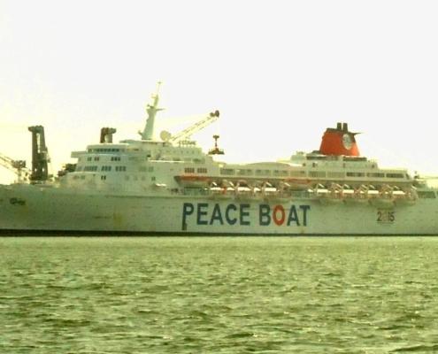 Crucero por la Paz no podrá llegar a Cuba con ayuda humanitaria de Japón