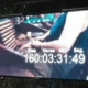 Instalan pantalla en la esquina de 23 y L con reloj en cuenta regresiva