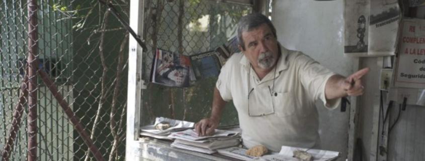 Falleció en La Habana el cineasta cubano Roberto Viña