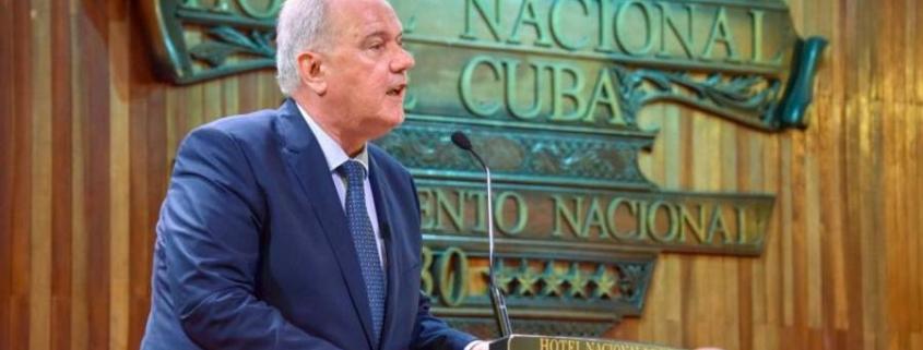 L'UE affiche son soutien à Cuba confronté au durcissement des sanctions américaines