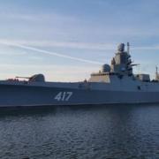 Des navires de guerre russes se rendent à Cuba pour une visite officielle