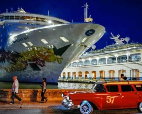 Le coeur historique de La Havane, orphelin des croisières américaines