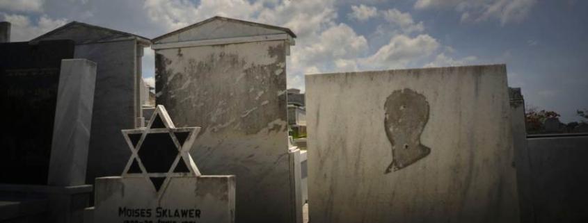 Celebrating Havana renovates Cuba's oldest Jewish cemetery