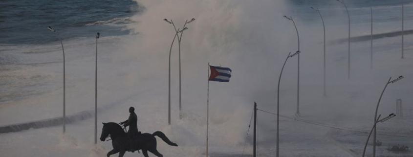 El malecón de La Habana será rehabilitado a partir del 2020