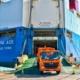 Arriban 48 nuevos camiones colectores de basura