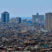 La Habana vista desde la cúpula del Capitolio