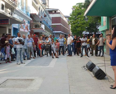 Boulevard de La Habana: la creación artística en función de la ciudad