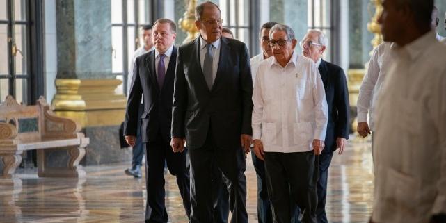 Moscou réaffirme son soutien à Cuba, face à l'hostilité de Washington
