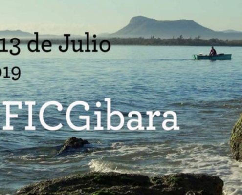 Cleaning Beaches as Part of the Gibara Film Festival