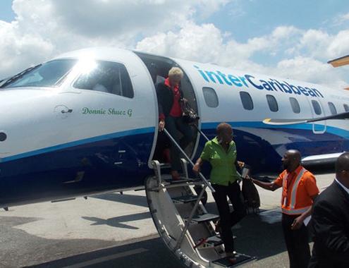 INTERCARIBBEAN AIRWAYS OPENED FREQUENCY SANTO DOMINGO-HAVANA