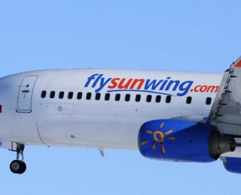 Sunwing announces twice-weekly flights Montreal to Havana