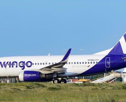 Wingo anuncia apertura de nueva ruta desde Panamá a la Habana