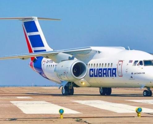 Antonov trabajará con Cubana para recuperar seis aviones