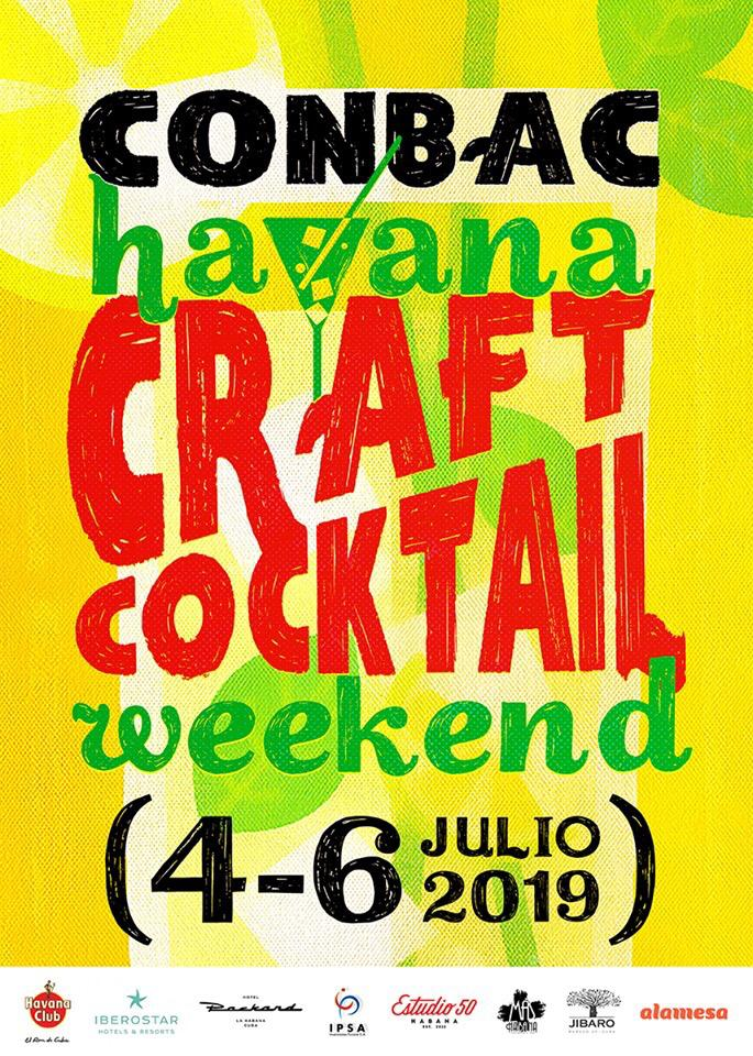 CONBAC: Havana's Craft Cocktail Weekend